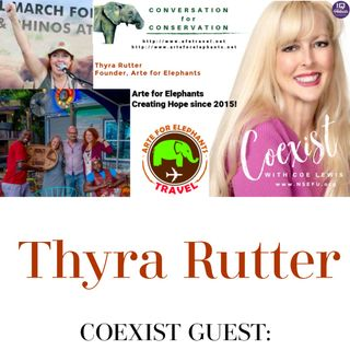 Thyra Rutter LIVE on Coexist with Coe Lewis
