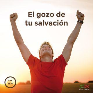 Oración 29 de mayo (El gozo de tu salvación)