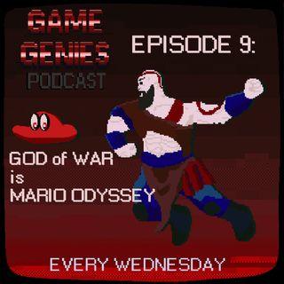 Episode 9: Kratos Odyssey