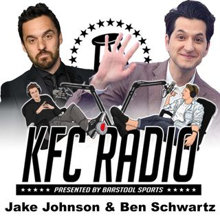 Jake Johnson, Ben Schwartz, WAP Deep Fake, and Hot 9 Year Olds