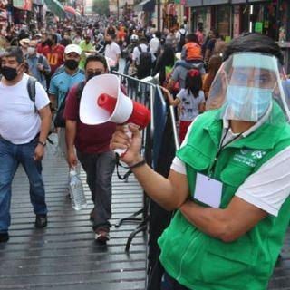 México registra este domingo 60 mil ocho casos activos de coronavirus