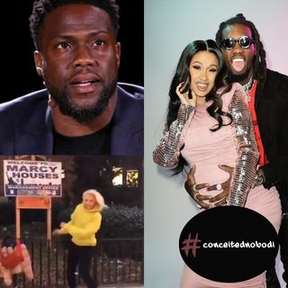 Kevin Hart Doesn't Apologize / Cardi B and Offset Break Up / Assault on E train in NYC