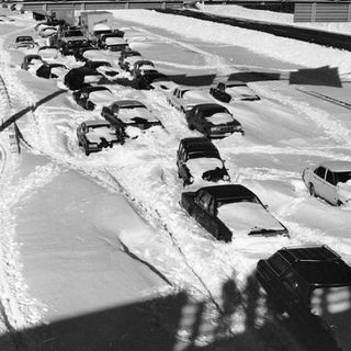 The Blizzard Of 1978: Was 2015 Worse?
