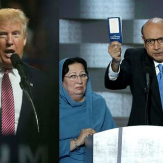 Bipartisan List Of Military and Elected Officials Rebuking ‪Trump‬'s Attack on ‪‎Goldstar‬ ‪‎Khan‬ Family Grows