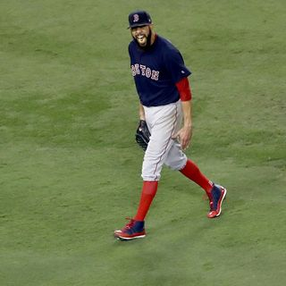 World Series HeroDavid Price Commits To Red Sox Long-Term