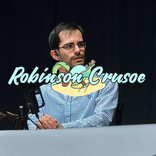 Robinson Crusoe del 30-03-19 - #Confessione