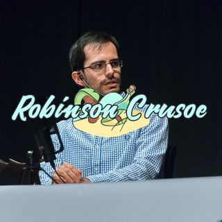 Robinson Crusoe del 25-05-19 - #UomoDelleMedicine