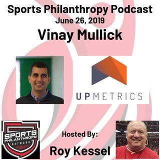 EP18: Vinay Mullick, UpMetrics