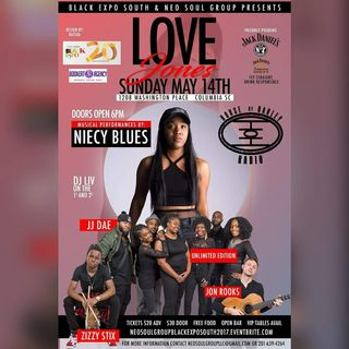 Black Expo South & Neo Soul Group Presents: Love Jones