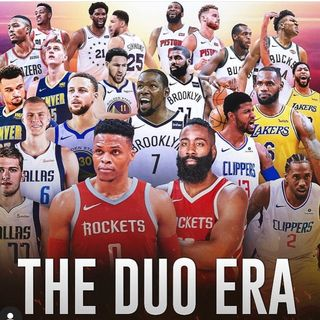 A NEW ERA OF NBA DYNAMIC DUOS!?!?!?