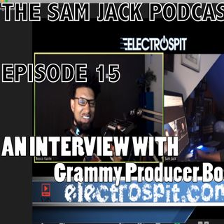 Grammy Producer/Electrospit Inventor Bosko Kante talks In Living Color, Entrepreneurship, and Music