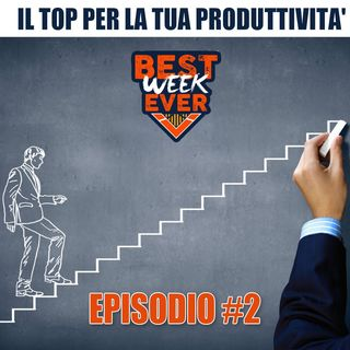 Episodio 2 - Eat That Frog, ToDoIst blog, Appointy, Think Media TV