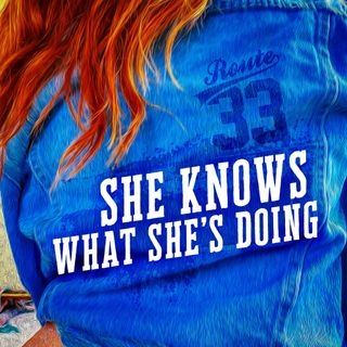 'She Knows What She's Doing' by Route 33 (@route33entertainment)