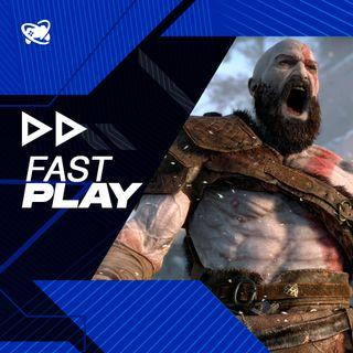 Fast Play (20/10): God of War é anunciado para PC e já faz sucesso na Steam