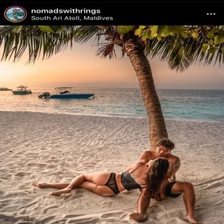 En Hawai, Nous Avions Tous Dit à Nina Que Ses Amantes Tiago & Rico étaient Perfecta 4Me