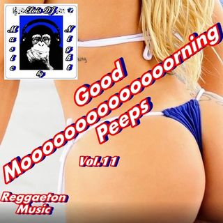 """GOOD MOOOOOOOOOOOOOOOORNING PEEPS"" Vol.11 Reggaeton 2017"
