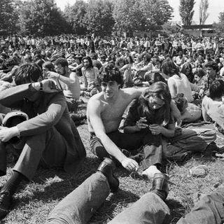 Spaccio di eroina al Parco Lambro (1976)
