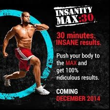 Shaun T Insanity Max 30