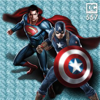 Endgame Writers Want Superman! + SDCC Crisis Goodness