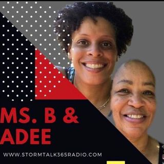 Let's Talk About It w/ Ms.B & ADEE - Shades of Color