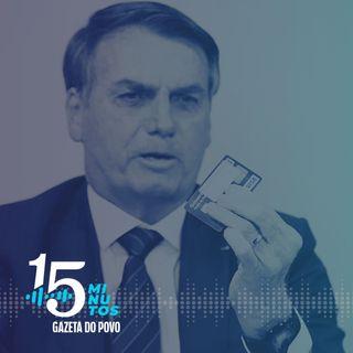 Exclusivo: os gastos sigilosos de Bolsonaro com cartão corporativo