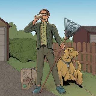 'Next Door: A Neo-Noir Crime Comic' with creator, Zack Quaintance