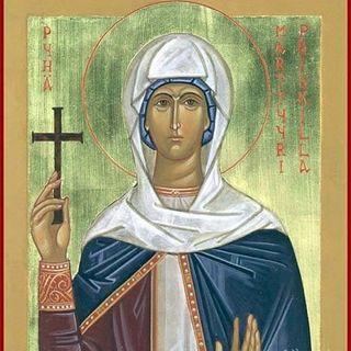 Santa Prisca, mártir