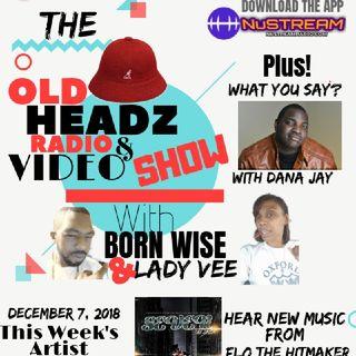 Old Headz Old School R&B & Exclusive Hip Hop Mix