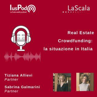 Ep. 74 IusPod Real Estate Crowdfunding: la situazione in Italia
