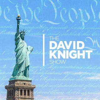 "The David Knight Show - 2019- June 24, Monday - ""Peace"" is $50B? How Much for War?"