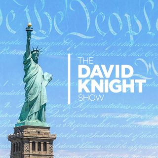 The David Knight Show - 2019- August 15, Thursday - ICE Raids Give Americans Factory Jobs, But GOP Gives Away H1-B White Collar Jobs
