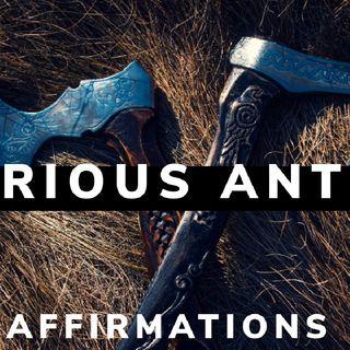 GLORIOUS ANTHEM|| ALPHA MALE SOVEREIGNTY