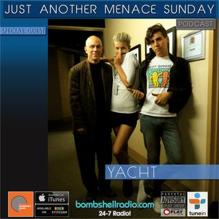 Just Another Menace Sunday #809 w: Yacht