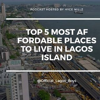 Top 5 Affordable Areas To Live In Lagos Island