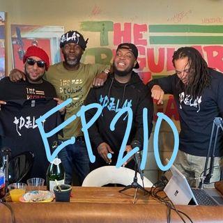 "Episode 210 ""Bino vs. Def Jam"" Feat DJ LA"