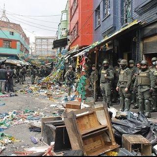 'El Bronx' una problemática social que enfrenta Bogotá