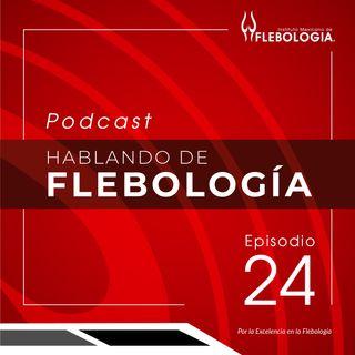 Episodio 24. Diagnóstio diferencial del dolor de piernas en la consulta flebológica.