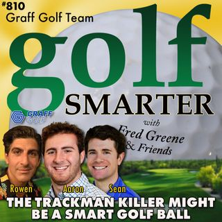 The Trackman Killer Might Be a Smart Golf Ball from Graff.Golf