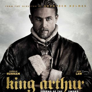 Damn You Hollywood: King Arthur Legend of the Sword Review
