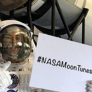 #trieste La NASA spara un nuovo Hashtag: #NasaMoonTunes
