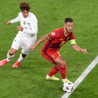 Francia dejo en el sitio a Bélgica y es finalista