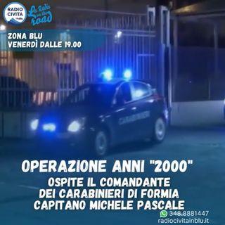 Criminalità e droga nel sud pontino, intervista al capitano dei Carabinieri Formia Michele Pascale