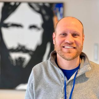 Dr. Jason Wellman, Pastor of Scioto Ridge UMC talks about creating inclusive spaces within the church