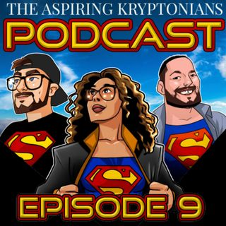 Ep #9 - Talking Superman With Brandon Easton