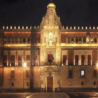 Confirma AMLO, vivirá en Palacio Nacional