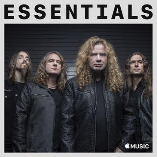 Especial MEGADETH ESSENTIALS 2020 Classicos do Rock Podcast #Megadeth #Essentials #starwars #yoda #r2d2 #ig11 #c3po #obiwan #skywalker #twd