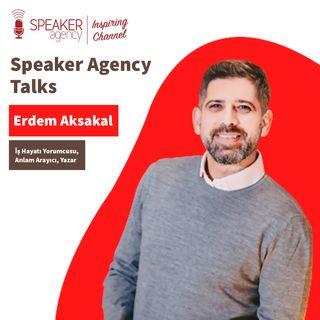 Erdem Aksakal - Speaker Agency Talks