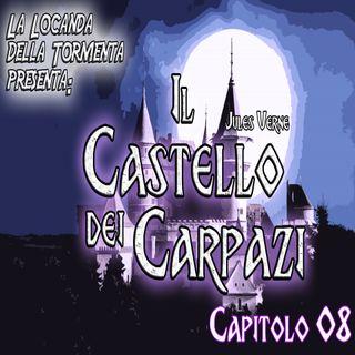 Audiolibro Il Castello dei Carpazi - Jules Verne - Capitolo 08