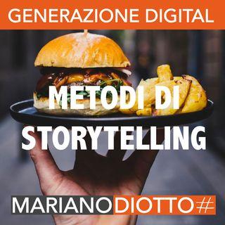 Puntata 42: Metodi di storytelling