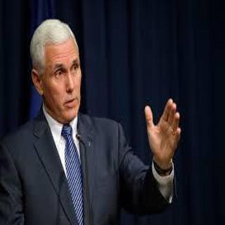US Vice President Michael Pence at Road to Majority